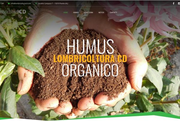 E-commerce de Lombricoltura CD, Misiti Communication