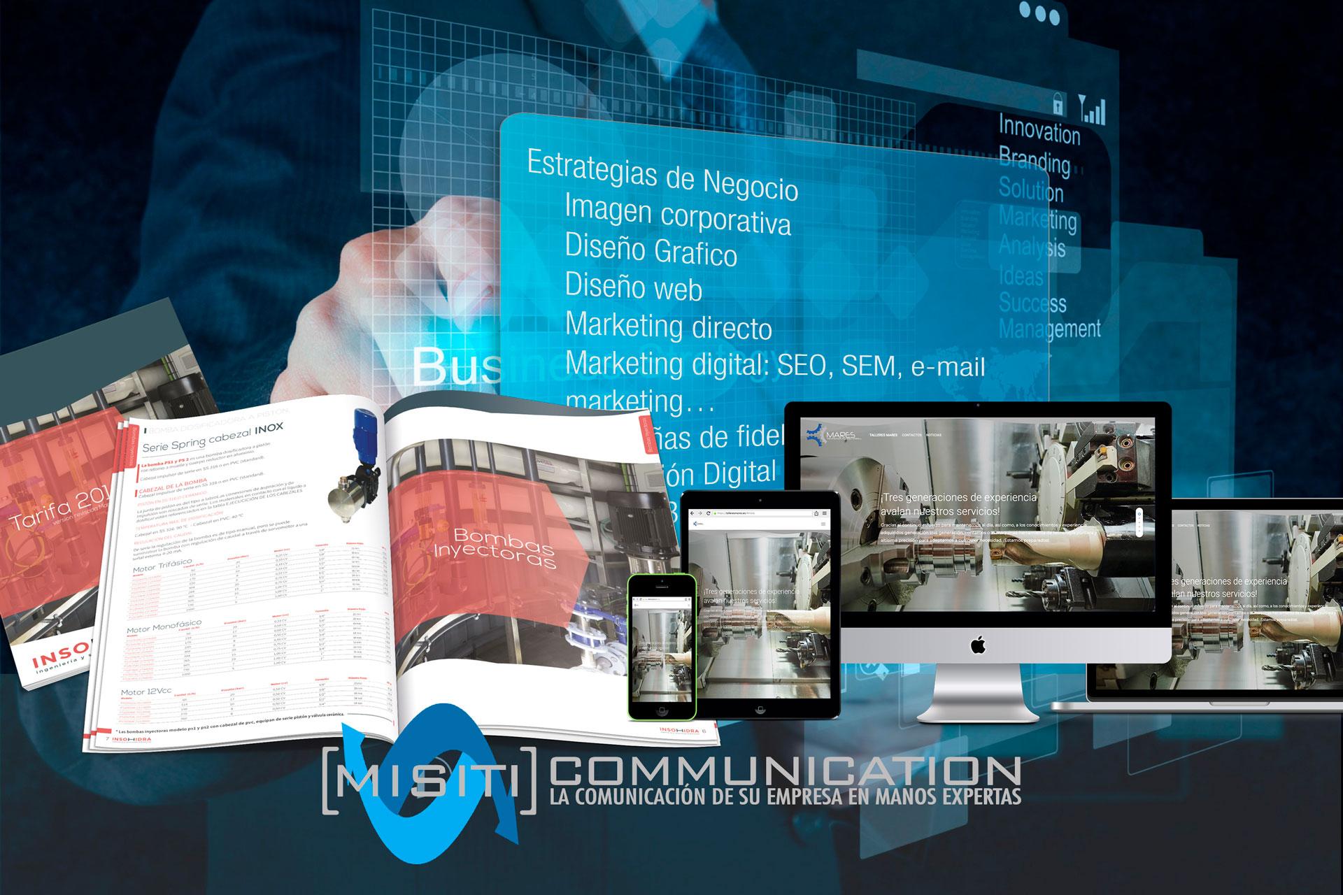 ¡Dominio Gratis a contratar nuestros servicios!, Misiti Communication