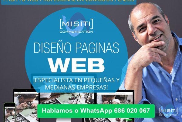 Profesional del diseño gráfico/WEB pago a plazos.